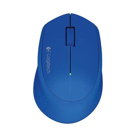 Jual Mouse Wireles Logitech M331 M 331 Silent Plus Replace Logitech M jual logitech m331 silent plus wireless mouse biru blue