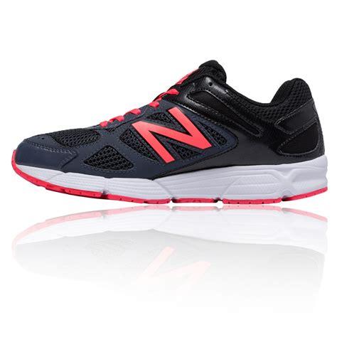 new balance sport shoes new balance w460v1 womens pink black running sports shoes