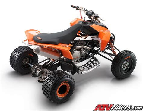 Ktm Atv Forum 2009 Ktm 450sx 505sx Race Ready Atv Technical Info Intro
