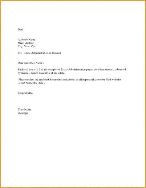simple email cover letter template email cover letter