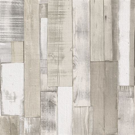rasch wallpaper rasch authentic wood wooden beam embossed textured wallpaper 203714