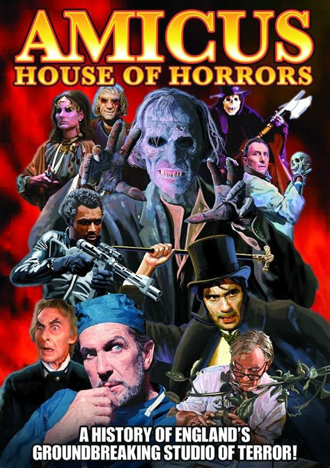 the house of horrors the amicus antholgy and amicus house of horrors mike s take on the