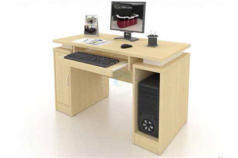 Meja Komputer Solid pembekal meja pejabat terus dari kilang