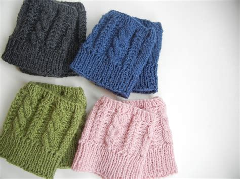 knitted boot cuffs pattern free boot cuff knit pattern wallpaper