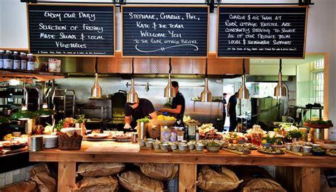Creative Kitchen Ideas River Cottage Canteen Visit Bristol