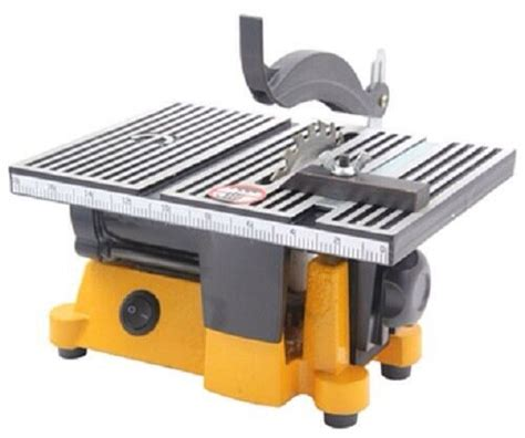 Bench Top Saw by 4 Quot Mini Electric Table Saw Bench Top Great For Hobby Or