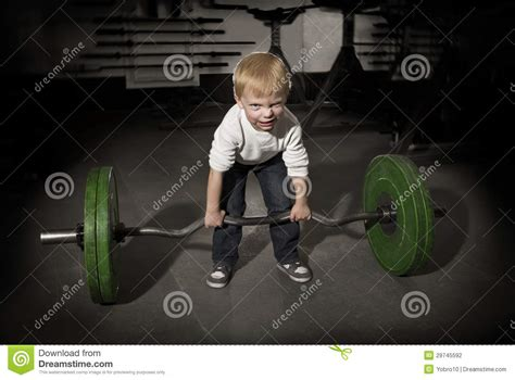 Weights More Than by Tough Stock Photography Image 29745592