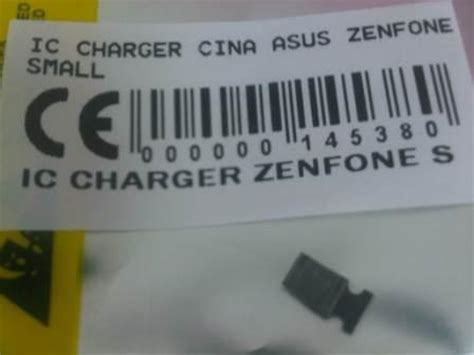 Ic Hp Asus Zenfone 5 ic charger asus zenfone small spare part hp aksesoris