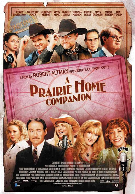 Prairie Home Companion by Posters 2038 Net Posters For Movieid 1464 A