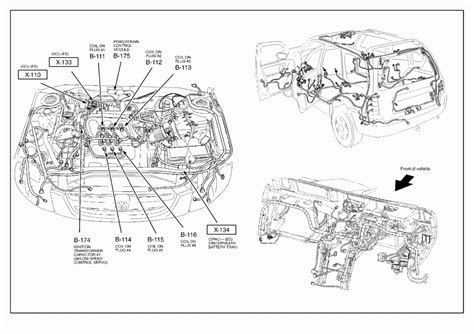 mazda tribute 2004 wiring diagram 33 wiring diagram