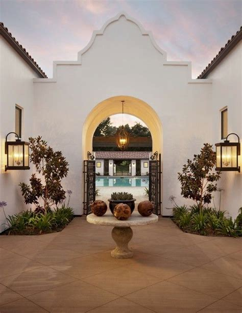 cortile spagnolo weekend in ojai ojai valley inn spa for the home