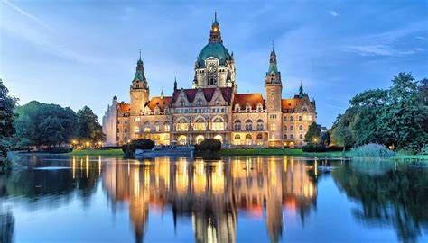 hanseatic bank hannover hanover travel guide and travel information world travel