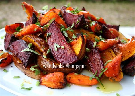 roasted root vegetables beets table for 2 or more honey mustard roasted pumpkin