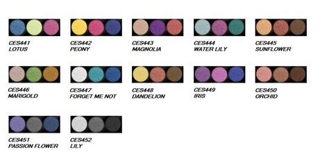 La Colors Lip Trio la colors 3 color eyeshadow palette