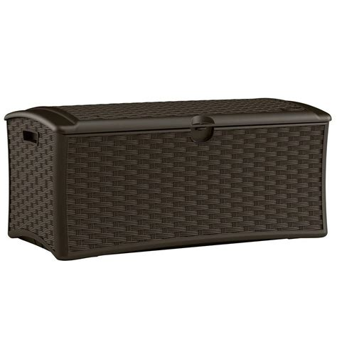 Deck Bin by Deck Boxes Sheds Garages Outdoor Storage The Home Depot