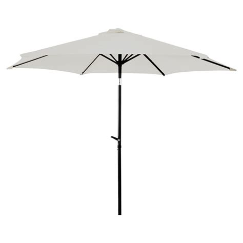 Rona Patio Umbrella Tilting Patio Umbrella 8 8 Taupe Rona