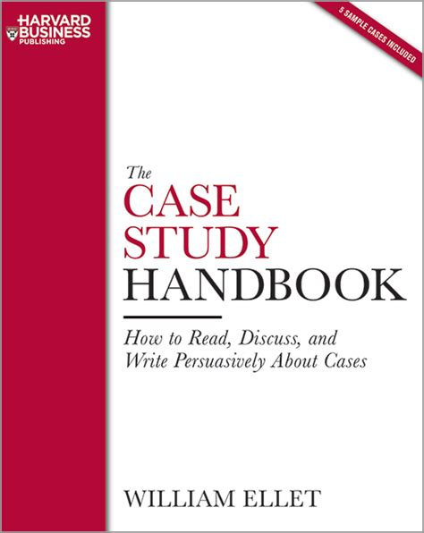 Hbs Mba Books by The Study Handbook How To Read Discuss And Write
