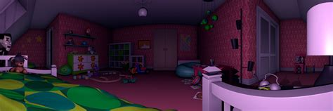 The Room 3 by Fnac 3 Bedroom By Yinyanggio1987 On Deviantart