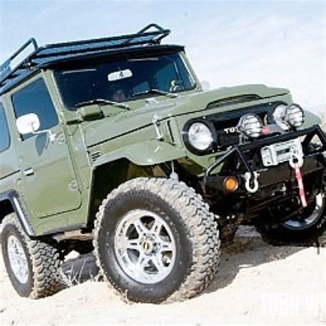 53 best images about toyota bj40 offroad on