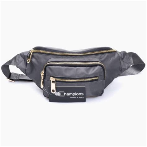 Import Bag Tersedia 5 Warna cross unisex multifungsi jadi tas pinggang import