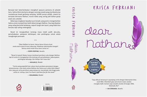 dazzling kutipan novel quot dear nathan quot by erisca febriani