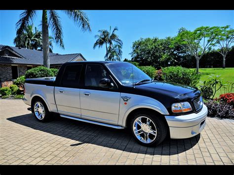 Harley Davidson Truck 2003 by 2003 Ford F150 Harley Davidson Truck For Sale