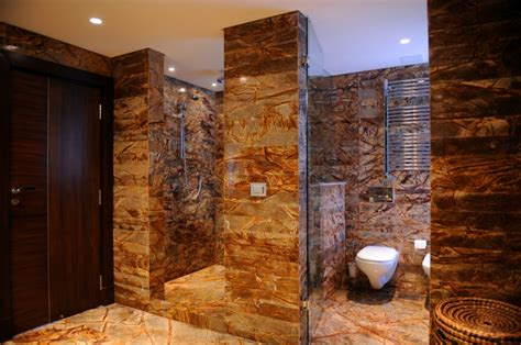 Brown Marble Bathroom Ideas 20 Brown Bathroom Designs Decorating Ideas Design