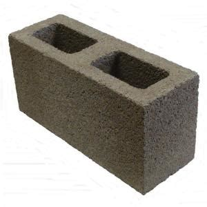 concrete block price home depot
