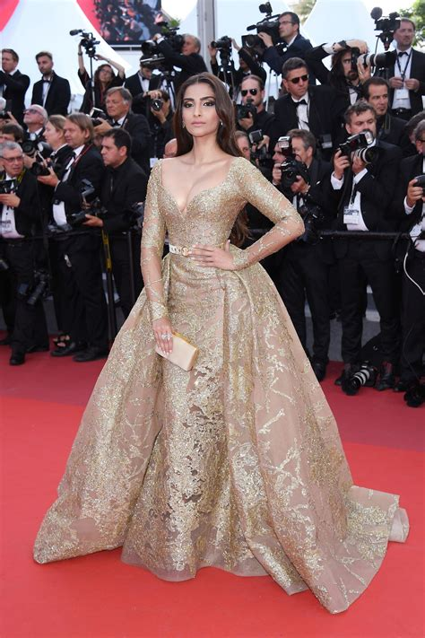 Cannes Festival by Sonam Kapoor At The Killing Of A Sacred Deer Premiere At