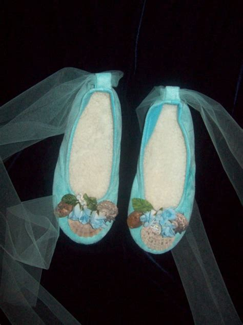 the mermaid slippers faeryspell creations mermaid slippers size child