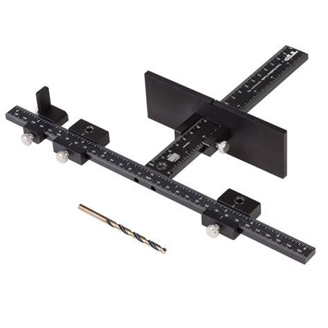 handle knob jigs true position  hardware drilling jig
