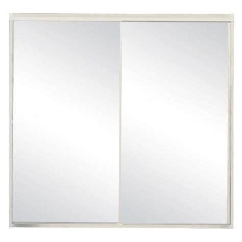 Glass Mirror Wardrobe Doors by Mirrored Wardrobe Closet Doors Harbor All Glass