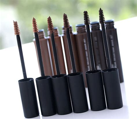 the waterproof brow collection by mac will cure brows of aquaphobia and whip them into shape