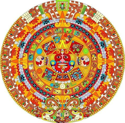 how to make an aztec calendar best 25 aztec calendar ideas on aztec