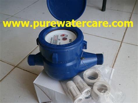 Murah Meter Meteran Air Plastik Ukuran Liter Daiton meteran air water meter tak sing