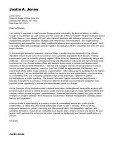 Write Resume Letter by Sle Cover Letter How To Write A Cover Letter Nyu