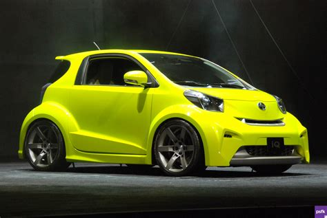new scion iq coming to us in 2011 smart car competition