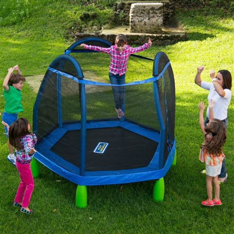 jump and swing set 17 best ideas about my first troline on pinterest