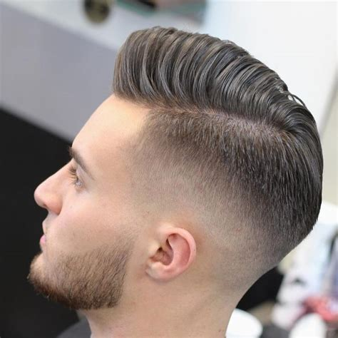 Comb Fade Hairstyle by 80 Powerful Comb Fade Hairstyles 2018 Comb On