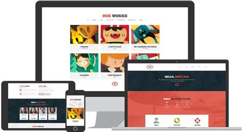 30 best html5 css3 portfolio website templates free