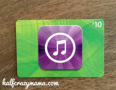Itunes Gift Card 10 - a very merry unbirthday 10 itunes gift card giveaway half crazy mama