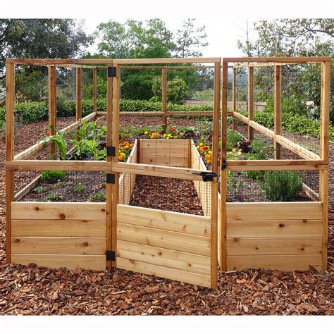 Cheap Livingroom Sets outdoor living today rectangular raised cedar garden bed