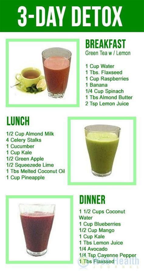 Lemon Detox Diet For 3 Days one day detox diet plan shape magazine