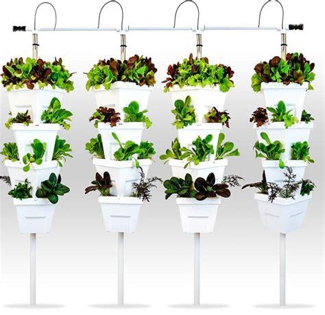 vertical hydroponic diy 4 tower garden system fresh