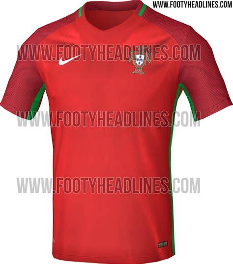 T Shirt Portugal 2016 2016 2017 portugal football shirt leaked