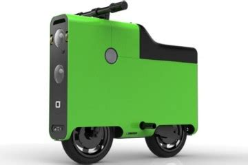Literal Wheels Frame electric scooters
