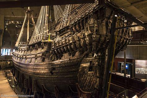 vasa ship why the swedish vasa ship sank an engineer s explanation