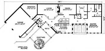 Earth Homes Floor Plans Earth Sheltered Home Plans Earth Berm House Plans And In
