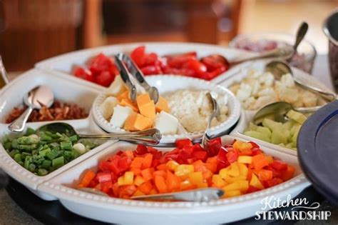 salad bar toppings easy pasta salad to feed a crowd