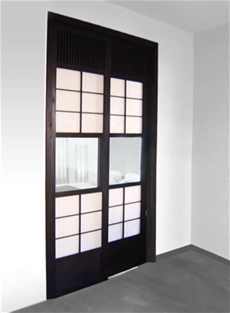 porta scorrevole giapponese cinius cloisons et portes coulissantes shoji